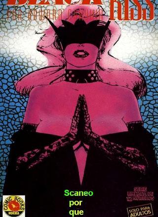 Black Kiss 7 de Howard Chaykin