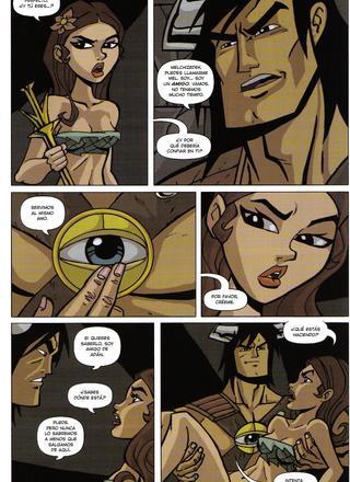 Los Libros Perdidos de Eva 3 de Howard Josh
