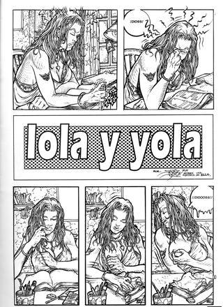Lola y Yola de Juan Jose Ryp