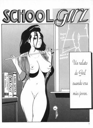 School Girl Demostraciones de Kevin Taylor