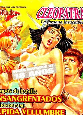 Cleopatra La Faraona Insaciable por La Vida