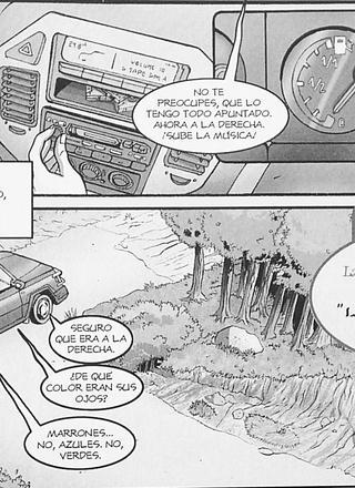La Cala de las Sirenas de Leandro Gao, Leroy