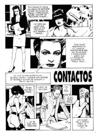 Contactos de Luis Roca