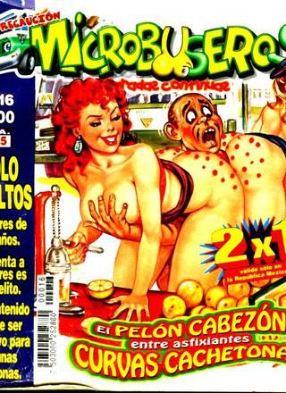 El Pelon Cabezon entre asfixiantes Curvas Cachetonas por Microbuseros