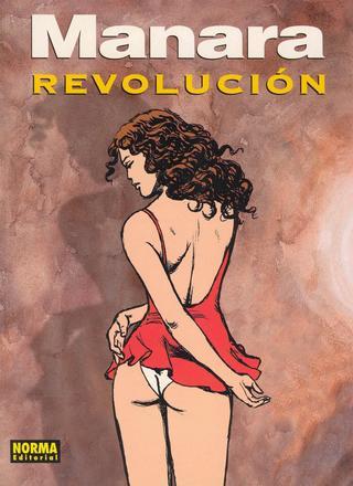 Revolucion de Milo Manara