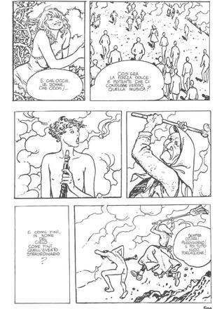 Storie Brevi 2 de Milo Manara
