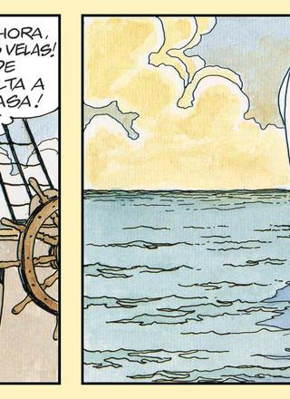 Gulliveriana de Milo Manara