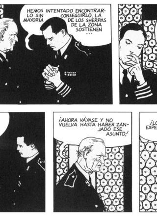 Tal Vez Sonar de Milo Manara