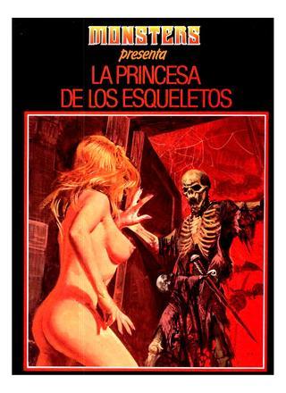La Princesa de los Esqueletos 1 por Monsters