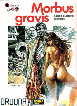 Druuna 1 Morbus Gravis 1 by Paolo Eleuteri Serpieri