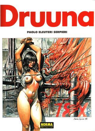 Druuna 2 Morbus Gravis 2 by Paolo Eleuteri Serpieri