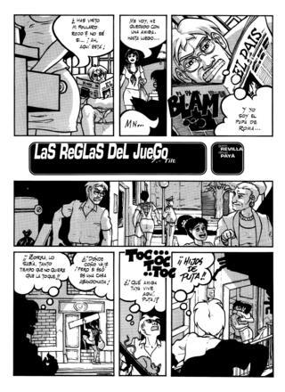 Las Reglas del Juego 7 Tilt por Paya, Revilla