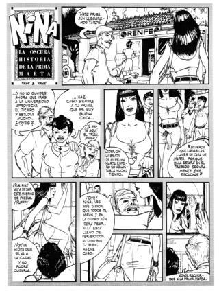 Nina La Oscura Historia de la Prima Marta de Paya