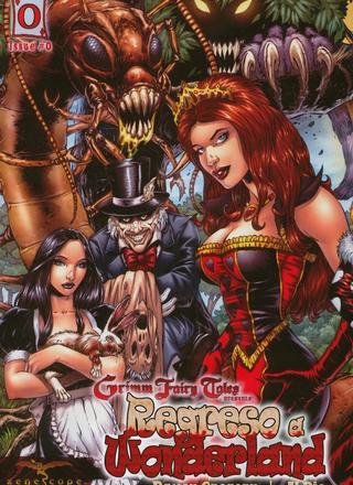 Regreso a Wonderland 0 de Raven Gregory