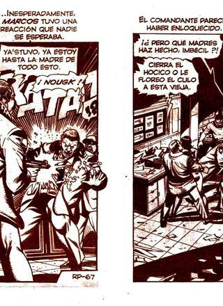 Pitufos Valentones por Relatos de Presidio