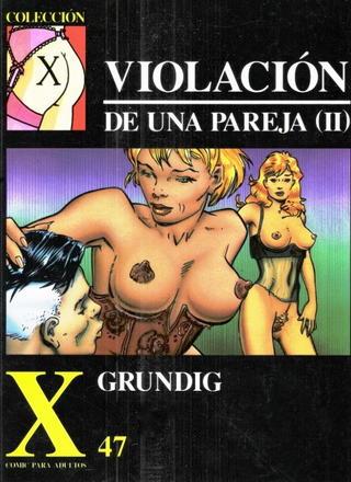 Violacion de una Pareja de Salomon Grundig