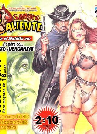 Juan el Maldito en Hambre de Sexo y Venganza de Sangre Caliente