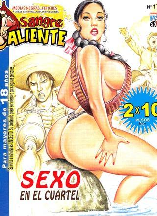 Sexo en el Cuartel by Sangre Caliente