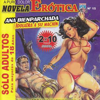 Ana Bienparchada Idolatra a su Machin de A Puro Dolor