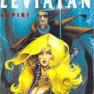 Lorna Leviatan de Alfonso Azpiri