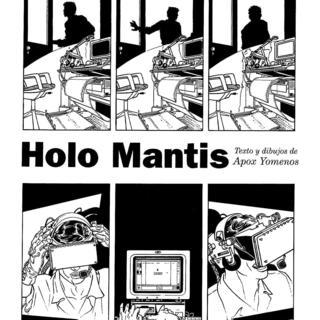 Holo Mantis por Apox Yomenos