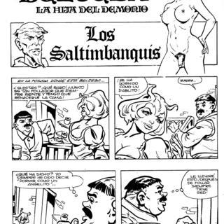 Los Saltimbaquis por Belceba