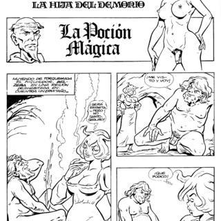 La Pocion Magica por Belceba
