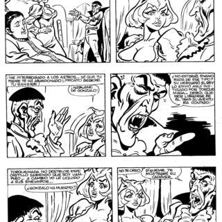 Contra el Vampiro por Belceba