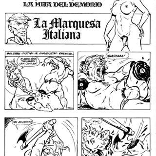 La Marquesa Italiana por Belceba