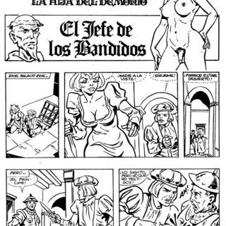 El Jefe de los Bandidos por Belceba