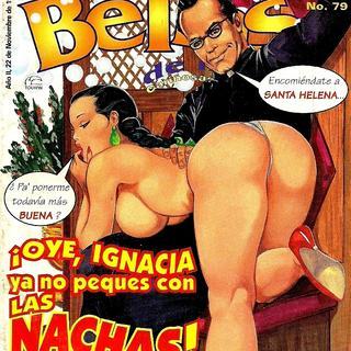 Oye Ignacia ya no peques con las Nachas por Bellas de Noche