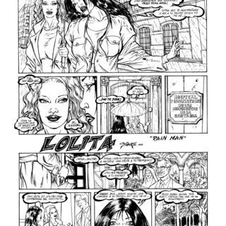 Lolita Rain Man por Belore