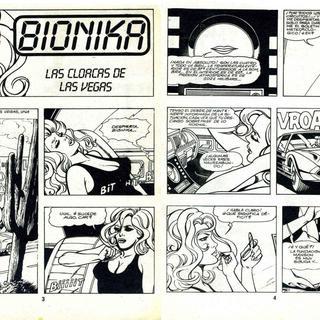 Las Cloacas de Las Vegas por Bionika