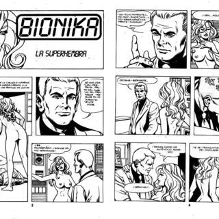 La Superhembra por Bionika