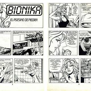 El Asesino de Piedra por Bionika