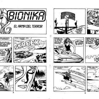 El Arma del Terror por Bionika