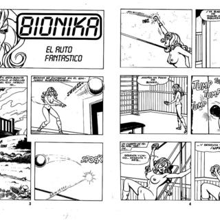 El Auto Fantastico por Bionika
