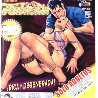 Acosadora Sexual por Cai en la Tentacion