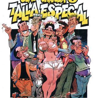 Sexo y Chapuza 6 de Carlos Gimenez