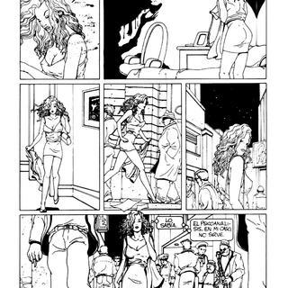 Leticia Imagina 1 por Carlos Trillo, Alejandro OKif