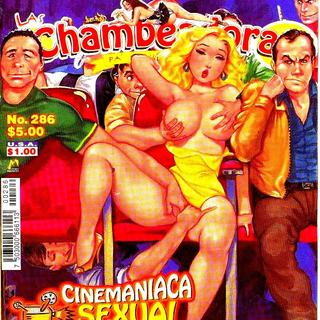 Cinemaniaca Sexual de Chambeadoras