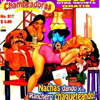 Nachas dando y Ranchero Chaqueteando de Chambeadoras