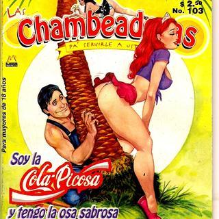 Soy la Cola-Picosa y tengo la osa Sabrosa por Chambeadoras