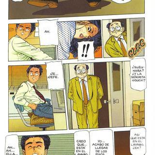 Miss 130 Compenetracion en la Oficina por Chiyoji Tomo