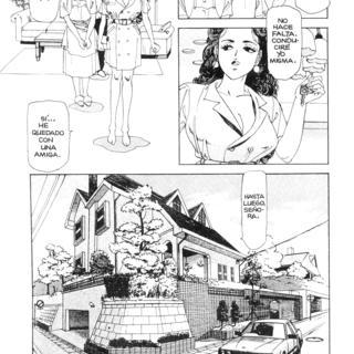 Miss 130 Labios Sellados 1 por Chiyoji Tomo