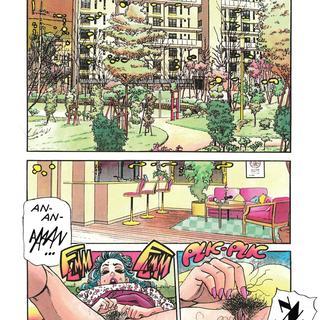 Miss 130 Sexo a Pelo por Chiyoji Tomo
