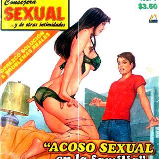Acoso Sexual en la Familia por Consejera Sexual