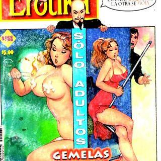 Gemelas Lubricas por Delmonicos Erotika
