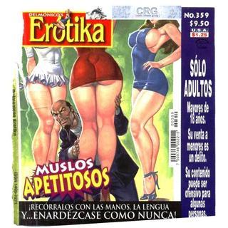 Muslos Apetitosos por Delmonicos Erotika