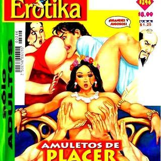 Amuletos de Placer por Delmonicos Erotika
